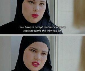 film, quotes, and skam image