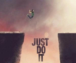 Just Do It, do, and just image