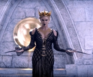 charlize, Queen, and snow white image