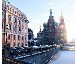 russia, travel, and love image