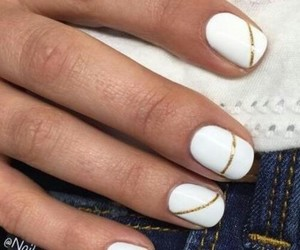fashion, manicure, and summer image