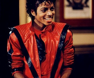 michael jackson, thriller, and mj image