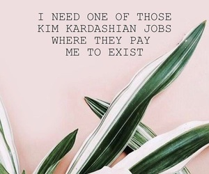 quote and kardashian image