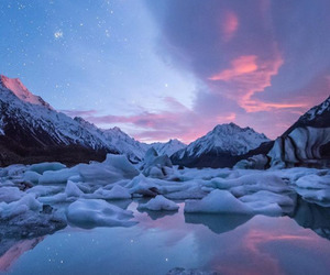 cold, snow, and ice image