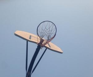 Basketball and aesthetic image