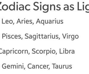 astrology, horoscopes, and zodiac signs image
