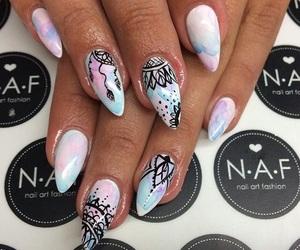 nail art, nails, and nailart image