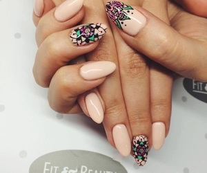 nail art, nails, and nailart image