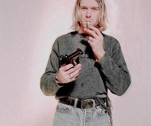 alternative, cobain, and grunge image