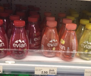 aesthetic, evian, and water image