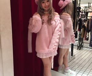 fashion, girly, and Harajuku image