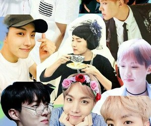 Collage, idol, and k-pop image