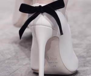 shoes, dior, and black image