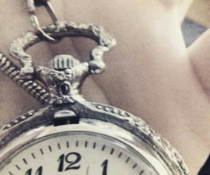 hand, time, and happy image