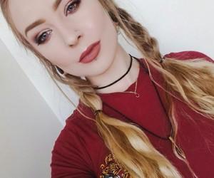 alternative, beautiful, and blonde image