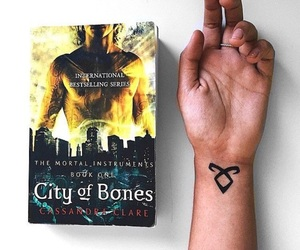 book, movie, and tattoo image