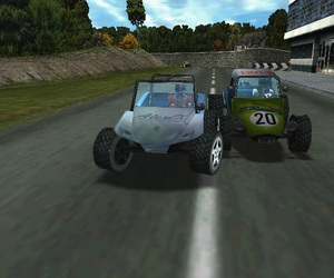 buggy, cars, and house image