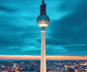 berlin and city image