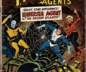 marvel comics, fantastic artist, and witzend fanzine image
