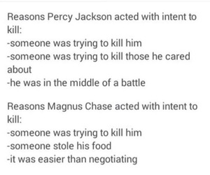 funny, gods, and percy jackson image