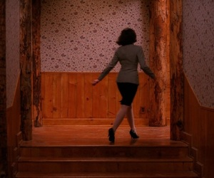 90s, Audrey Horne, and david lynch image