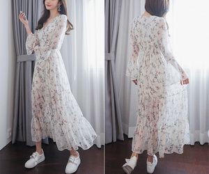 asian fashion, dress, and fashion image