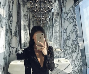 girl, marble, and goals image