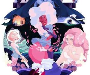 steven universe and sapphire image