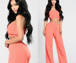 dress up, fashion, and crop top image