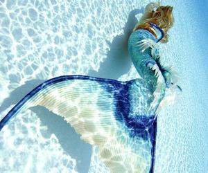 fantasy, mermaid, and fishtail image