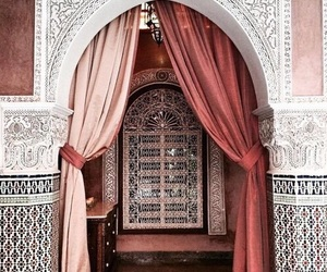 architecture, morocco, and aesthetic image