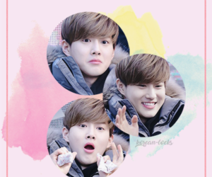 exo, kpop, and wallpapers image