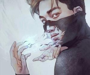 exo, kai, and art image