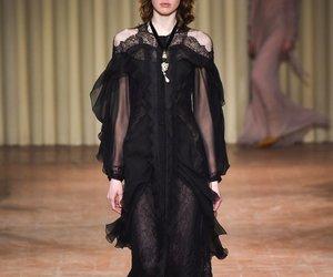 Alberta Ferretti, dress, and fashion image