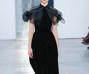 Carolina Herrera, novel, and dress image
