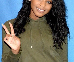 Fifth Harmony Normani Blue Hair
