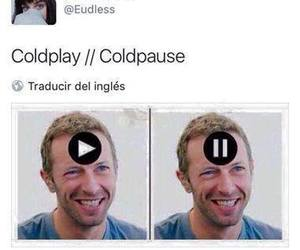 coldplay, lol, and meme image