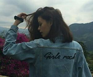 girl, grunge, and tumblr image