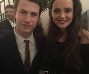 13 reasons why, clay jensen, and hannah baker image