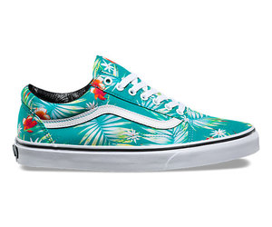 fashion, floral, and sneakers image