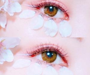 beautiful, eye, and ulzzang image
