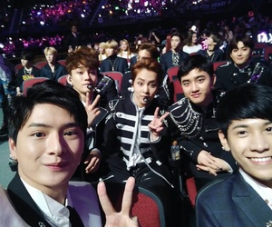 Chen, kim jongdae, and exo image