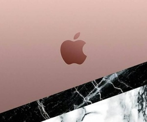 apple and marble image