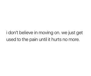 believe, broken, and hurts image