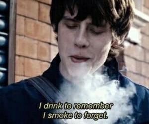smoke, drink, and jake bugg image