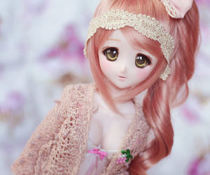 bjd, dds, and dollfie dream sister image