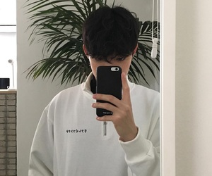boy, aesthetic, and asia image