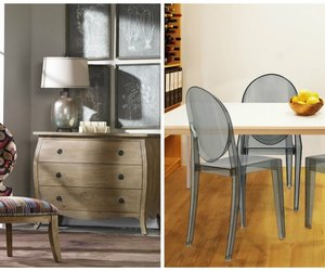 chairs, home, and decor image
