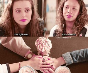 13 reasons why, hannah baker, and jessica davis image