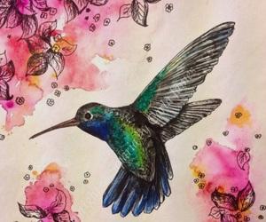 art, flower, and lovely image